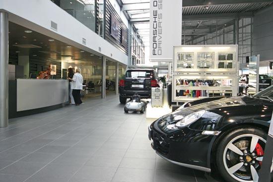 Porsche, Сигма Спорт Санкт-Петербург, Московский проспект, 79А