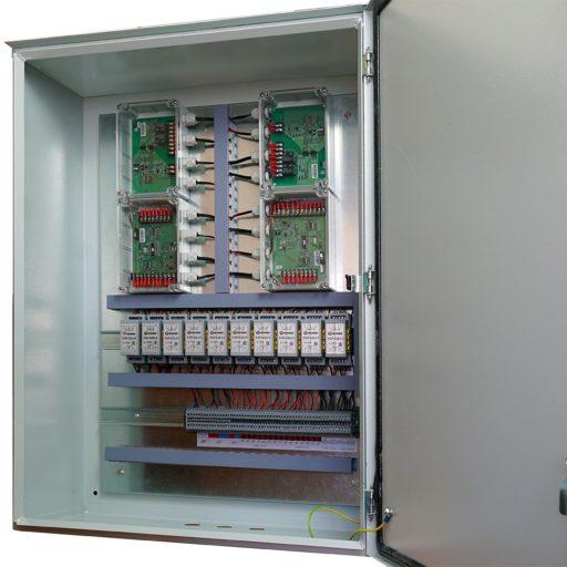Шкаф приборный коммутационный