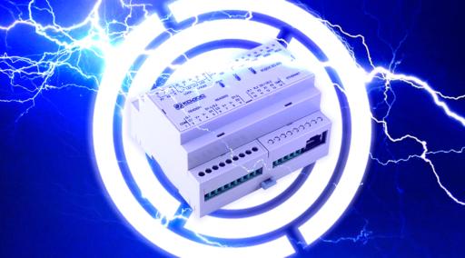Краш тест контроллера СКУД КОДОС ЕС-222