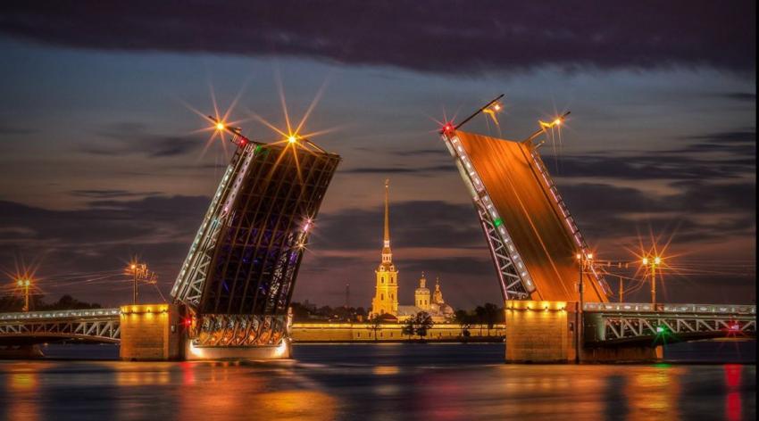 GLOBOSS едет в Санкт-Петербург