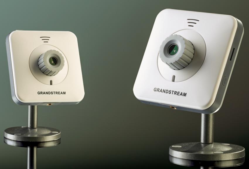 GLOBOSS позволяет управлять IP-видеокамерами Grandstream