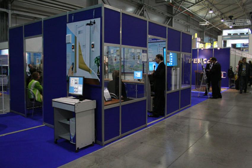 Выставка Sfitex 2007