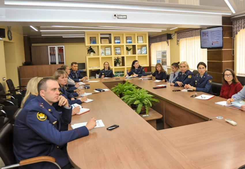 «КОДОС» на семинаре-совещании ФСИН