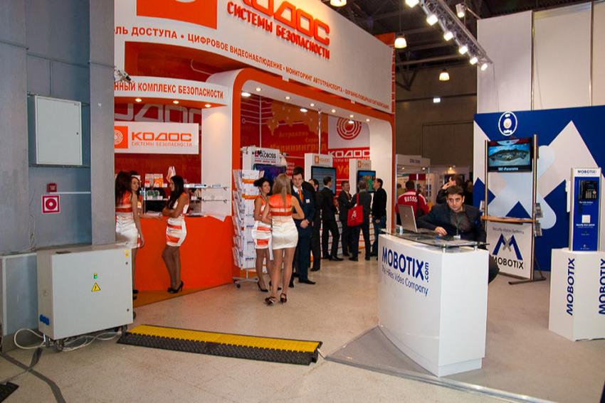 Выставка «Технологии безопасности 2011»