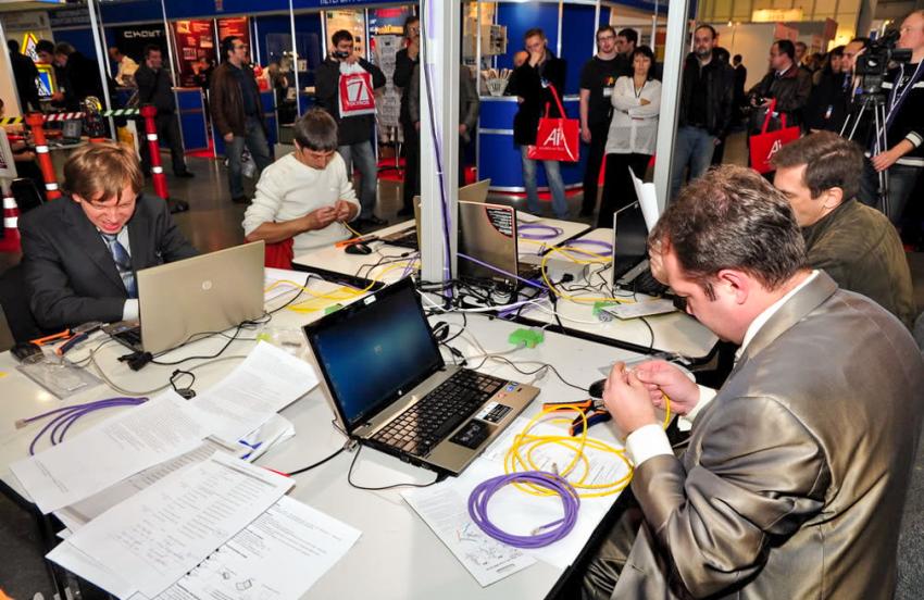«КОДОС» представит свои разработки на экспозиции «Охрана и безопасность — SFITEX»