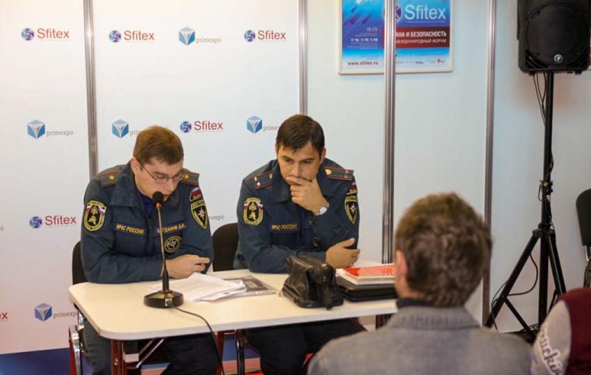 Компания «КОДОС» приглашает Вас на выставку «Охрана и Безопасность – SFITEX-2013» в Санкт-Петербурге