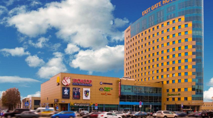 Контроль доступа сотрудников в East Gate Hotel Балашиха обеспечивает КОДОС