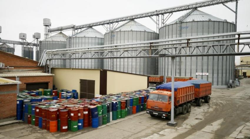 Крахмальный завод «Гулькевичский» оснащен системой видеонаблюдения
