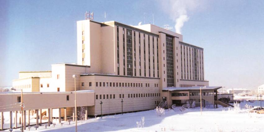 Крупнейший перинатальный центр Якутии оборудован СКУД Кодос