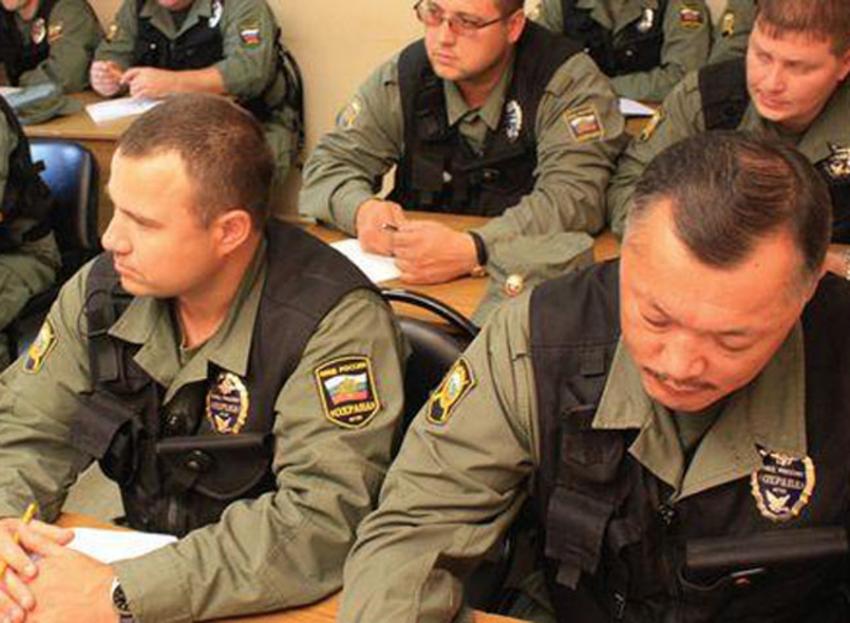 Курсы повышения квалификации сотрудников ФГУП «Охрана» МВД России с использованием ИКБ КОДОС