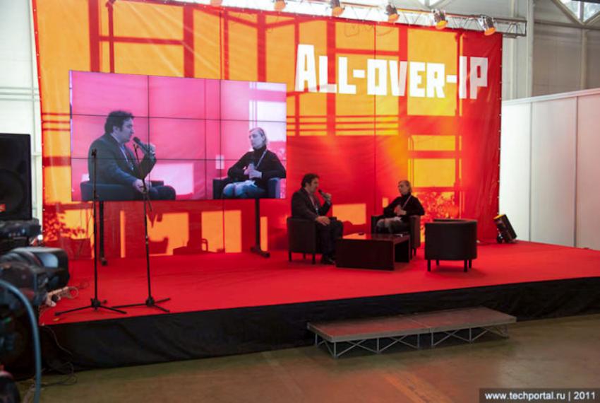 На выставке «All over IP» «КОДОС» будет представлен на стендах компаний-партнеров