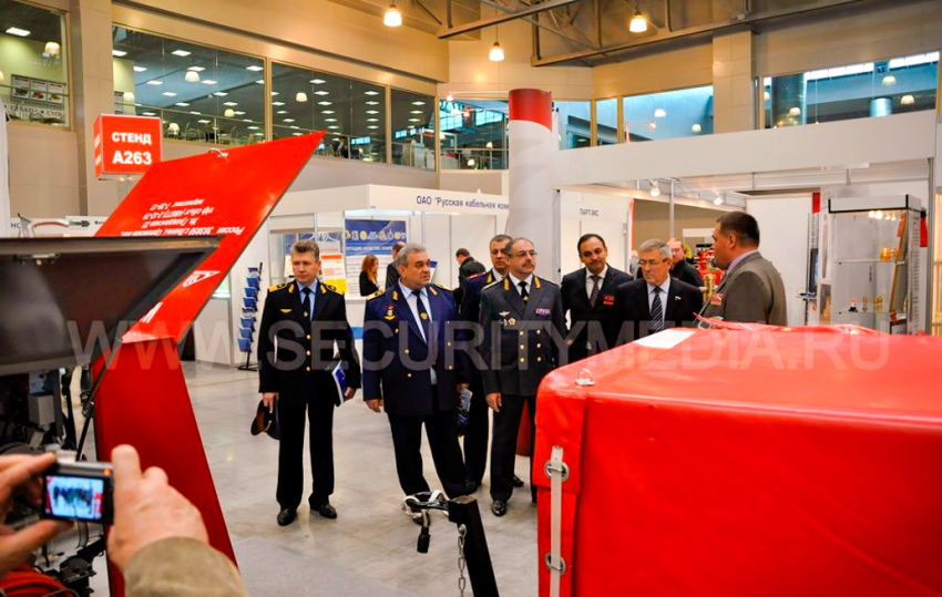 Новые приборы системы ОПС КОДОС на выставке «Пожарная безопасность XXI века»