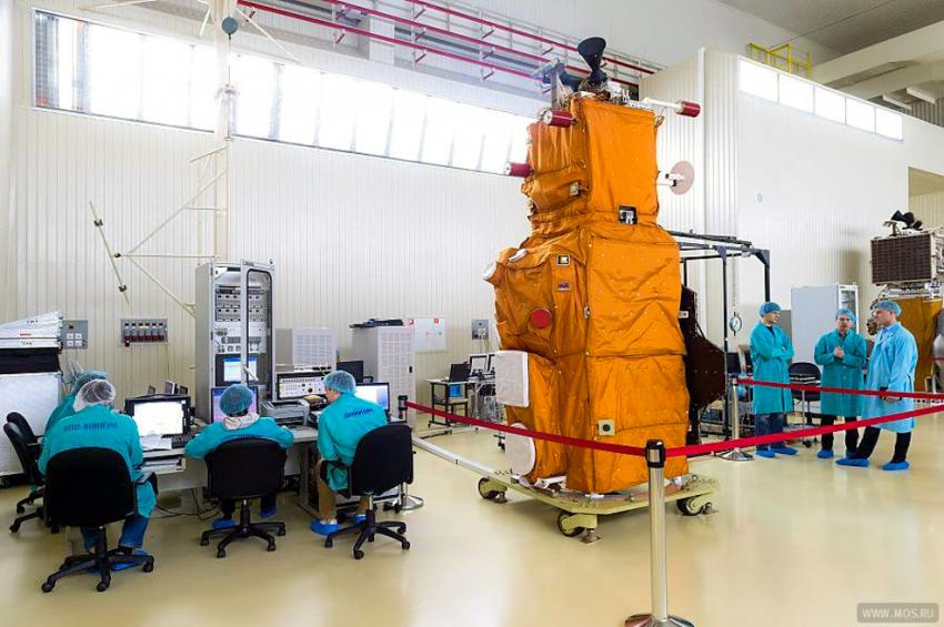Объект Роскосмоса стал безопаснее с GLOBOSS