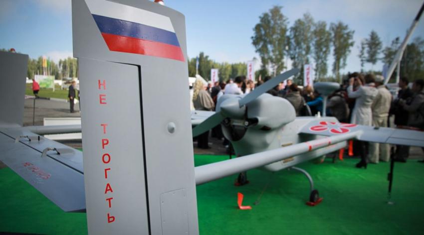 Продукция «КОДОС» была представлена на выставке «Оборона и защита – 2007»