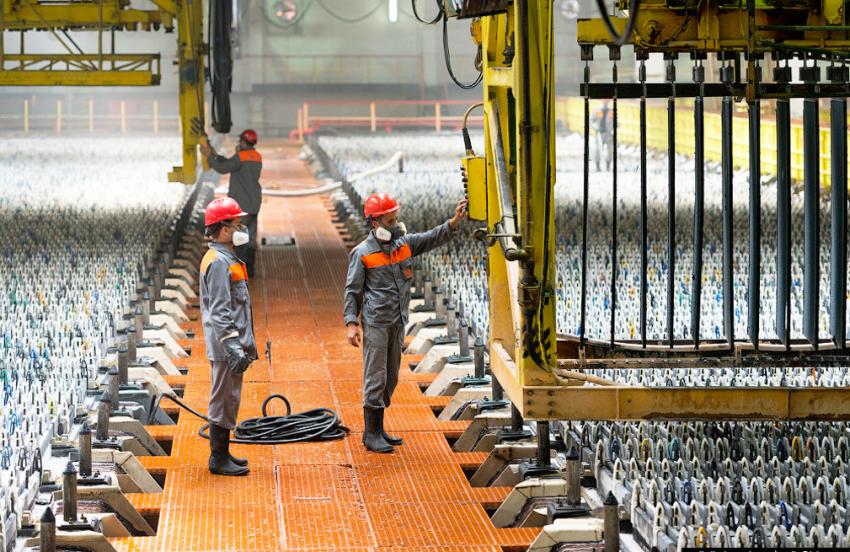 Производство цинка станет безопаснее с КОДОС
