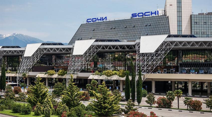 Система видеонаблюдения КОДОС GLOBOSS в аэропорту Сочи