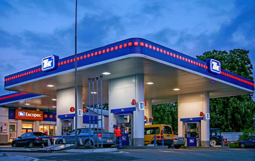 Системы безопасности «КОДОС» на автозаправочных станциях «ТНК Юг»