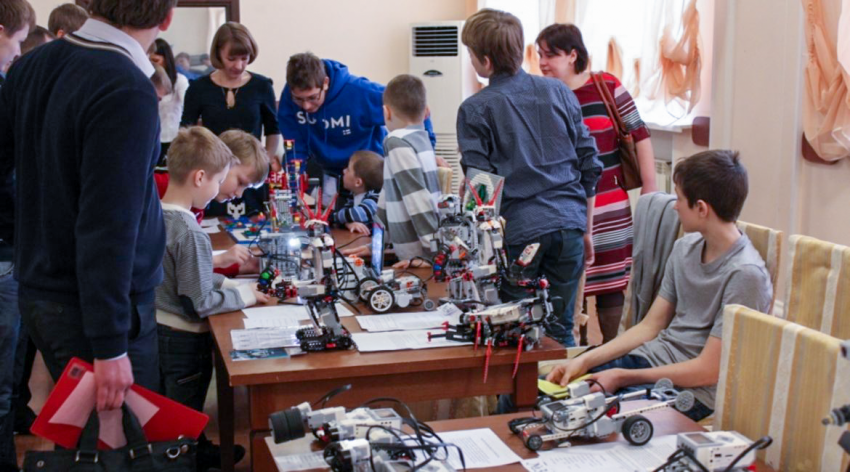 СКУД «КОДОС» установлена в Доме Научно-Технического Творчества Молодежи