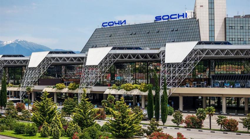 Сочинский аэродром под защитой КОДОС