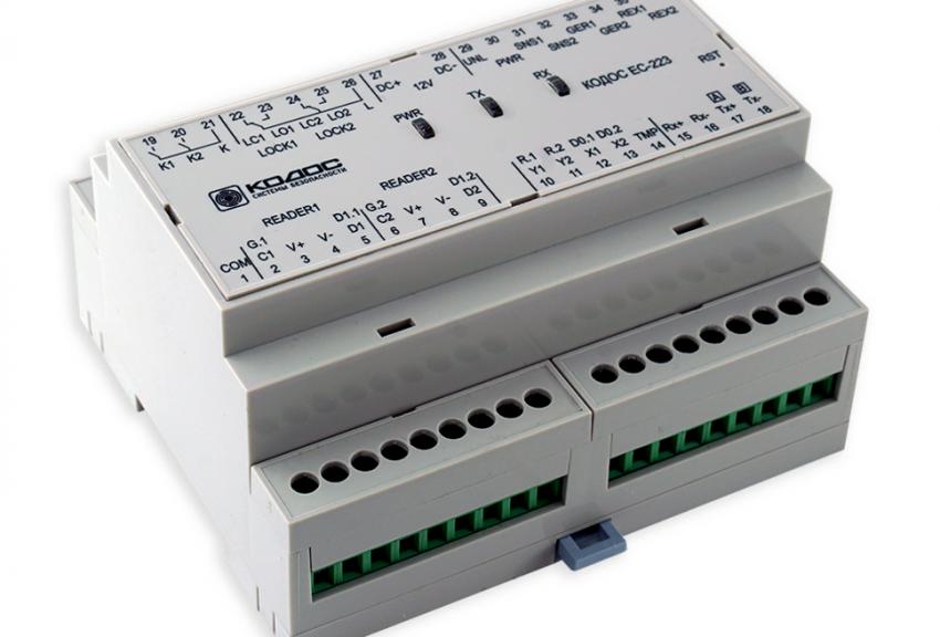 В промышленное производство запущены новые контроллеры серии ЕС